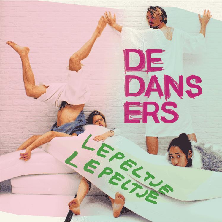 Lepeltje Lepeltje_De Dansers_Vierkant_low res